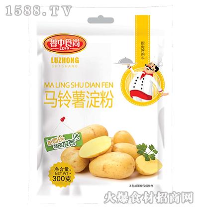 鲁中食尚马铃薯淀粉300g