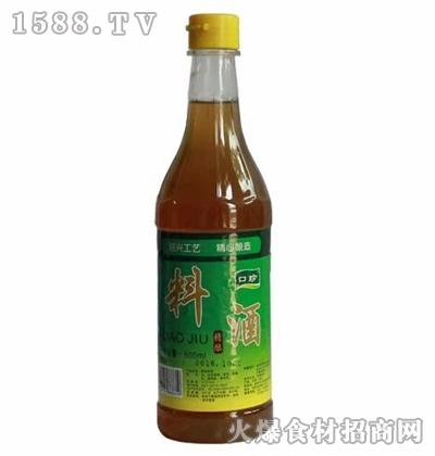 口珍料酒300ml