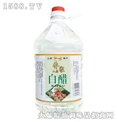 乔家小厨白醋4.5L