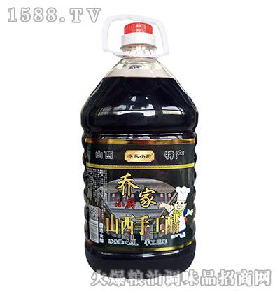 乔家小厨山西手工醋4.5L