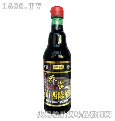 乔家小厨山西陈醋420ml