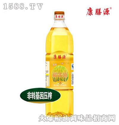 康膳源稻米油900ml