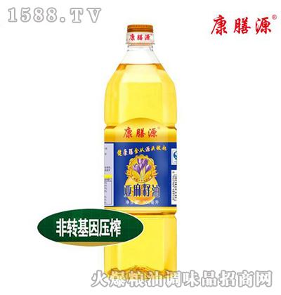 康膳源亚麻籽油900ml