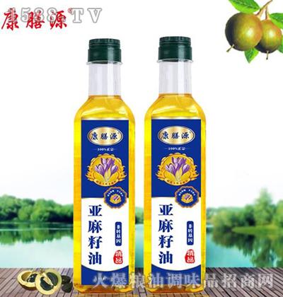康膳源亚麻籽油