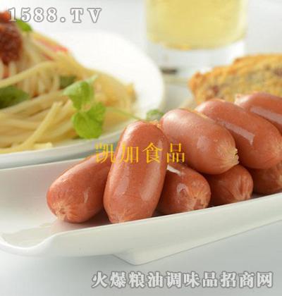 凯加食品QQ肠