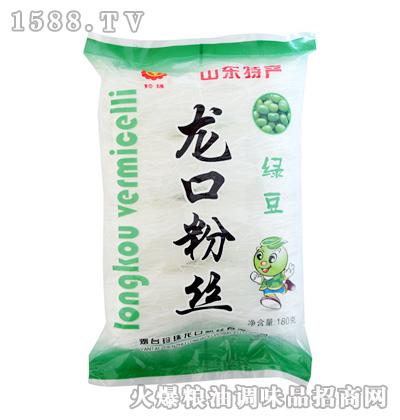 珍珠绿豆龙口粉丝180g袋装