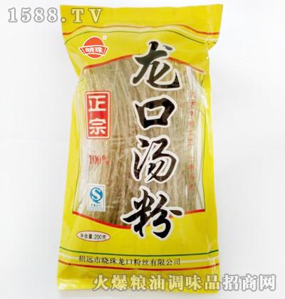 晓珠正宗龙口汤粉200g