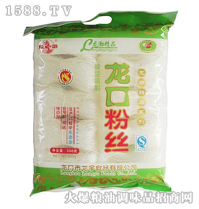 龙渤绿豆精制龙口粉丝500g
