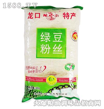 龙渤绿豆粉丝180g