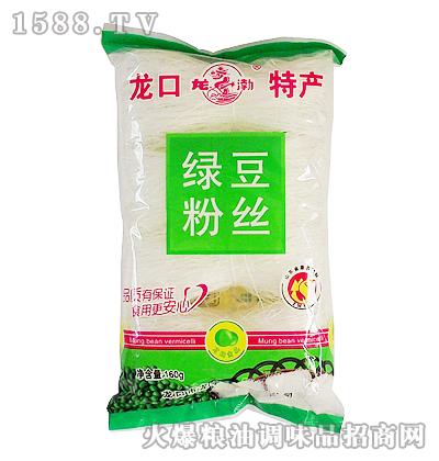 龙渤绿豆粉丝160g