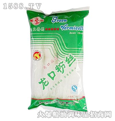 龙渤绿豆精制龙口粉丝150g