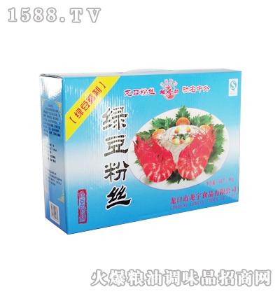 龙渤绿豆粉丝礼盒