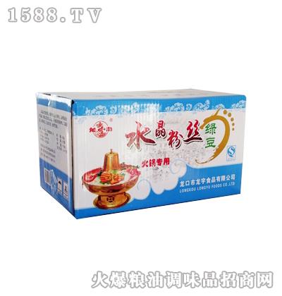 龙渤绿豆水晶粉丝(火锅专用)