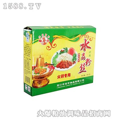 龙渤豆水晶粉丝(火锅专用)礼盒