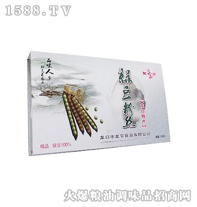 龙渤精品绿豆粉丝礼盒