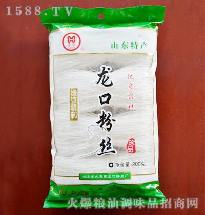 会仙绿豆精制龙口粉丝(珍品)200g