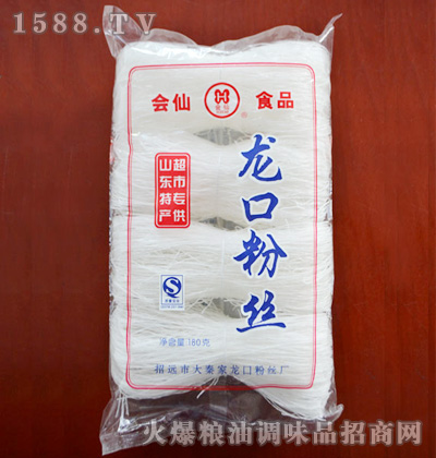 会仙龙口粉丝(超市专供)180g