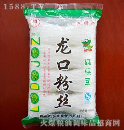 会仙纯绿豆龙口粉丝180g