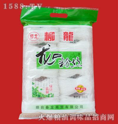 柳龙绿豆精制龙口粉丝500g