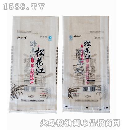 湖水畔松花江精选东北珍珠米(非转基因)5kg