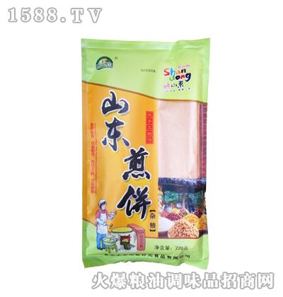 福盈千家山东杂粮煎饼220g