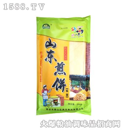福盈千家山东板栗煎饼220g