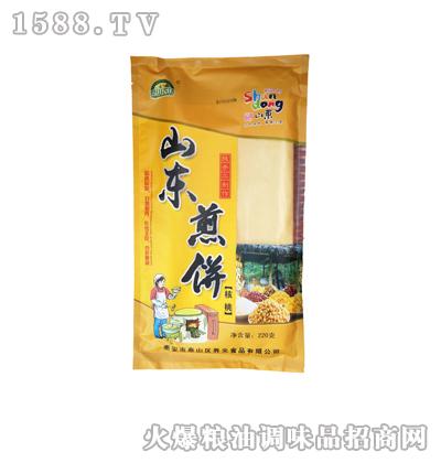 福盈千家山东核桃煎饼220g