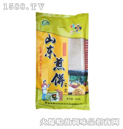 福盈千家山东香米煎饼220g