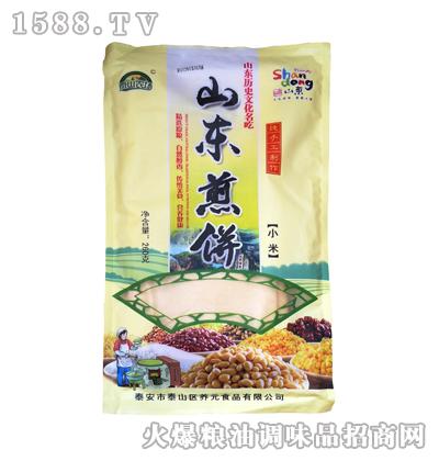 福盈千家山东小米煎饼260g