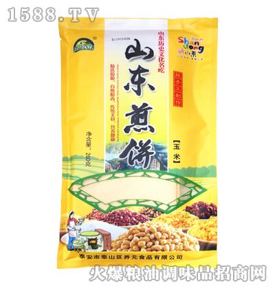 福盈千家山东玉米煎饼260g