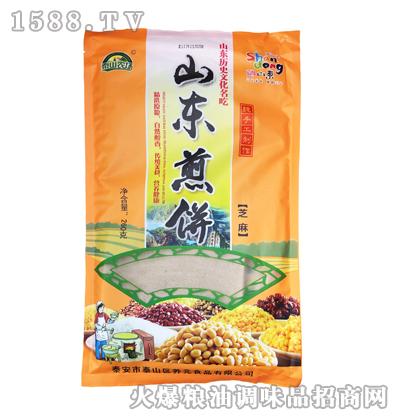 福盈千家山东芝麻煎饼260g