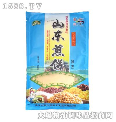 福盈千家山东荞麦煎饼260g