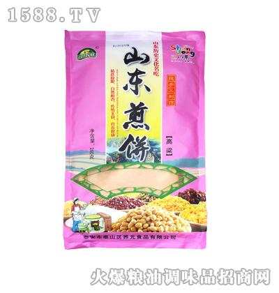 福盈千家山东高粱煎饼260g