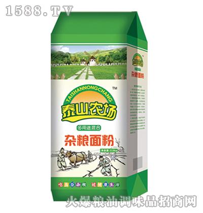 泰山农场杂粮面粉2