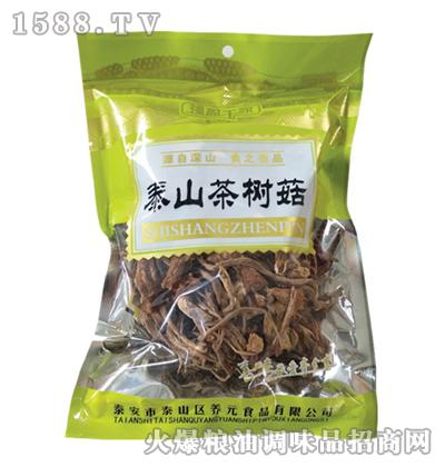 福盈千家茶树菇120g