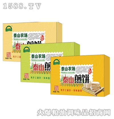 泰山农场泰山煎饼260g