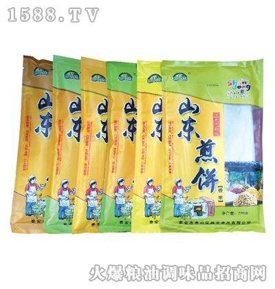 福盈千家山东煎饼系列220g
