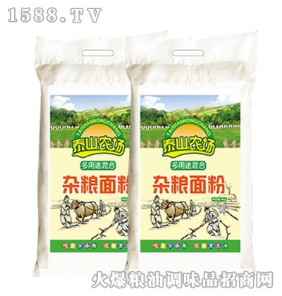 泰山农场杂粮面粉5kg