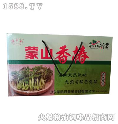 辣哥哥蒙山香椿150gX4瓶