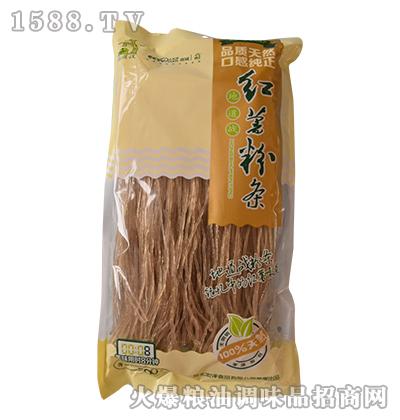 宏泽地道战红薯粉条500g