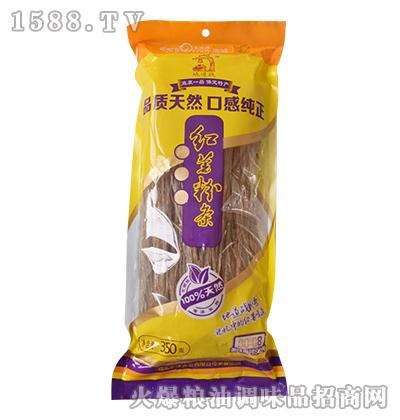 宏泽地道战红薯粉条350g