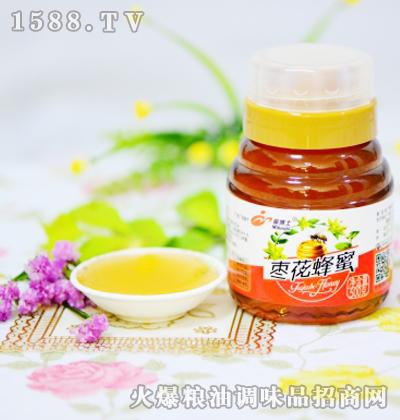 蜜博士枣花蜂蜜500g