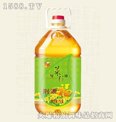 福美来非转基因一级菜籽油5L