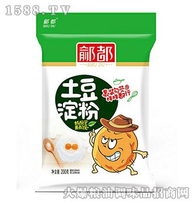 �g都土豆淀粉200g