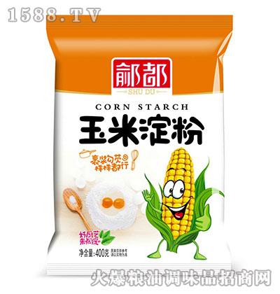 �g都玉米淀粉400g
