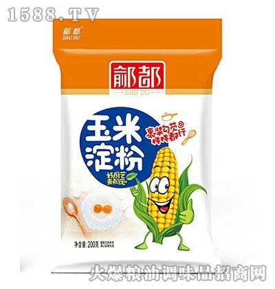 �g都玉米淀粉200g
