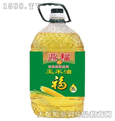 玉米油5L-鼎福