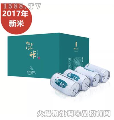 龙米稻花香特供大罐箱装