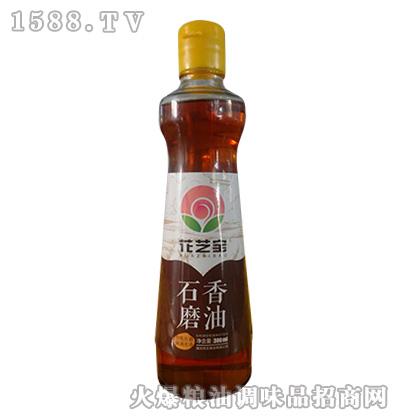 花芝宝石磨香油380ml