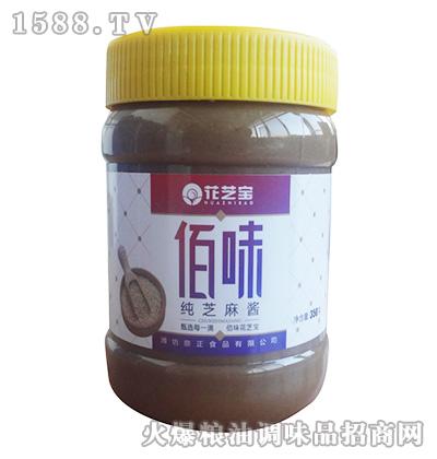 花芝宝佰味纯芝麻酱350g